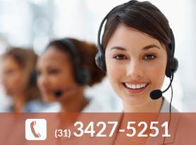 Entre em contato conosco - (31) 3427 5251